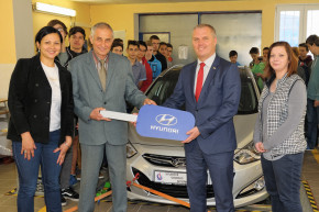 V Hyundai Motor Czech skončil Adámek