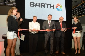 BARTH opens Kia and SEAT outlets in Pardubice
