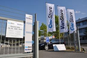 Mercedes-Benz otevírá v Praze dva VanStory