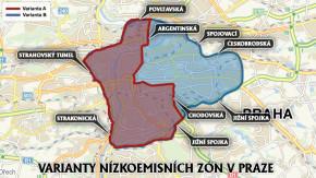 Pražský vzduch špiní 10 % nejstarších aut