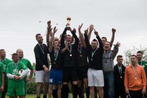 Prologis měl fotbalový turnaj v Maďarsku