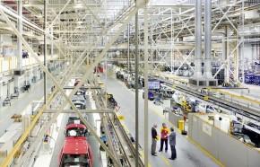 DHL: stoletý systém autoprůmyslu se už přežil