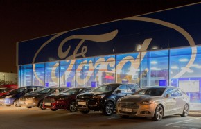 New FordStore has been opened in Pardubice