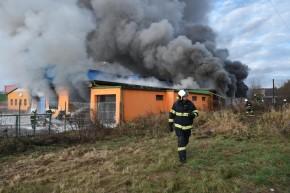 Exploze plynu u dodavatele v Turnově