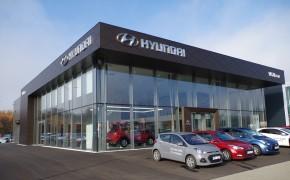 Hyundai v únoru registroval 1433 vozů