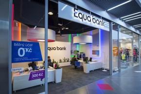 Equa bank v1. čtvrtletí zvýšila zisk o 65 %