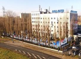 AAA AUTO otevřela pobočku v polské Poznani