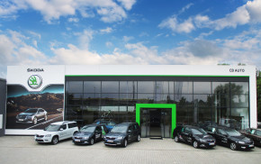 Skoda benefits from higher sales of midsize cars in Europe