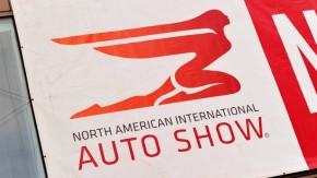 Autosalon Detroit začíná novinářským dnem