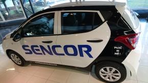 Hyundai Motor Czech sold a fleet of i10 model