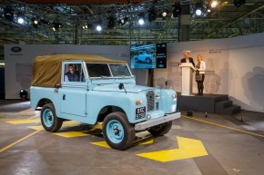 Land Rover ends Defender production