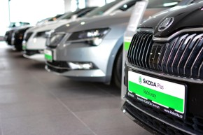 Skoda starts to rebrand it's used cars stores