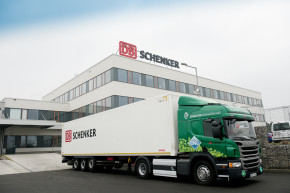 DB Schenker will buy vehicles on CNG