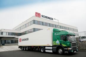 DB Schenker umí skladovat lithiové baterie