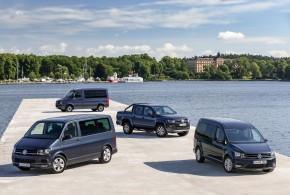 VW Užitkové měl loni novinářské akce v Ománu, JAR i Kalifornii