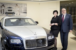 CarTec opens Rolls-Royce showroom in Prague