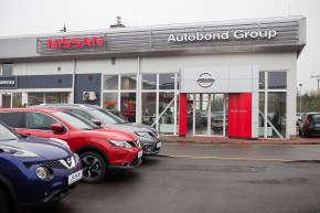Nissan opens new showroom in Ostrava
