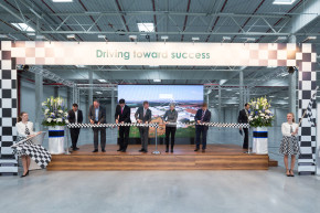 Prologis completes distribution hub for BMW