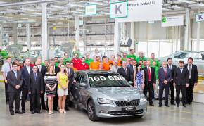 VW chce vyrábět Škodu Superb v Německu