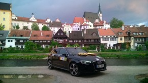 Audi g-tron bodovalo na New Energies Rally