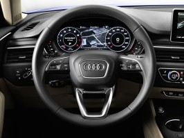 Audi increases sales in 1H 2016