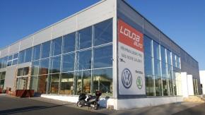 Louda upravuje bývalý Charouzův showroom