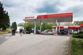 RWE opened a CNG filler in Trutnov