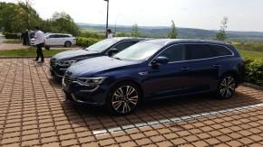 Renault předvedl nový kombík v Bukové