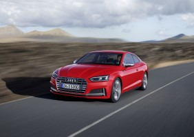Audi adds more space to sporty A5 Coupe