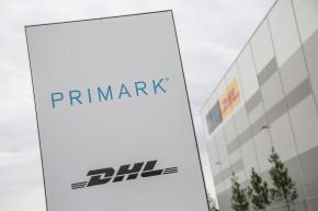 Primark a DHL otevírají centrum v Boru