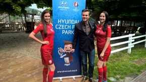 Hyundai opens Euro 2016 Fan Park in Prague