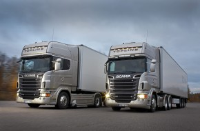 Scania reports record contract for trucks