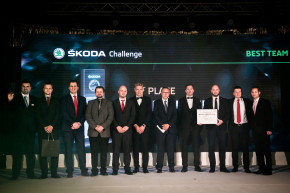 World's best Škoda specialists awarded