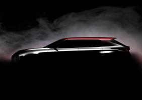 Mitsubishi chystá pro Paříž plug-in hybrid