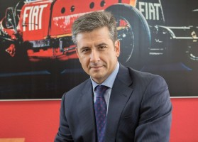 Import Fiatu řídí Španěl Alberto de Aza