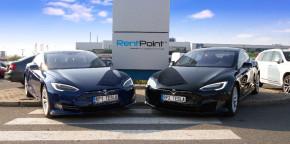 RentPoint nabídne v ČR k pronájmu vozy Tesla