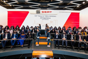 SEAT ukázal v Paříži plán produktové ofenzivy