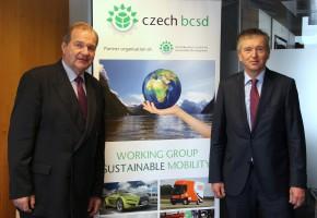 Žůrek z KPMG prezidentem rady pro udržitelný rozvoj