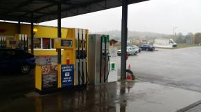E.ON otevřel plničku CNG v Troubsku