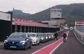 Renault ukázal nové modely v Mostě