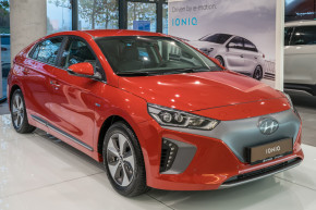 Hyundai launched Ioniq in the Czech Republic