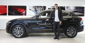 Kulhavý dostal klíčky od Maserati Levante