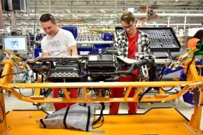 Volkswagen otevřel závod pro Crafter v Polsku