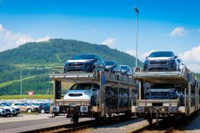 Kia marks 10 years of production in Slovakia