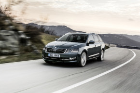 Skoda launched new Octavia in Vienna