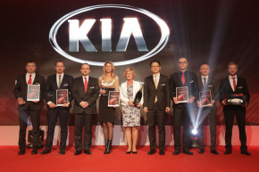Kia awarded the best dealers in the country