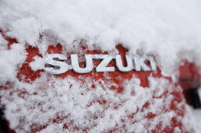 Suzuki posts 46% quarterly profit decline
