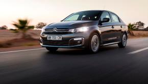 Citroën C-Elysée u českých dealerů