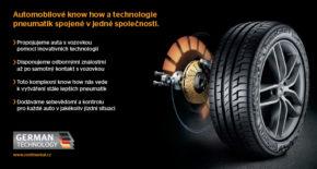Continental spustil novou reklamní kampaň