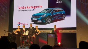 Kia Niro is the Czech Ecocar of the Year 2017